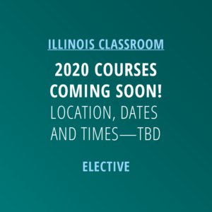 Novalis Learning 2020 Illinois Classroom Courses -- To Be Determined