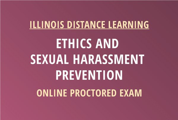 Novalis Learning | Ethics and Sexual Harassment Prevention Proctored Exam