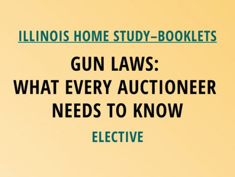 Novalis Illinois Home Study Gun Laws | What Every Auctioneer Needs to Know - Elective Class