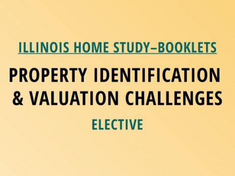 Novalis Illinois Home Study Property Identification & Valuation Challenges - Elective Class